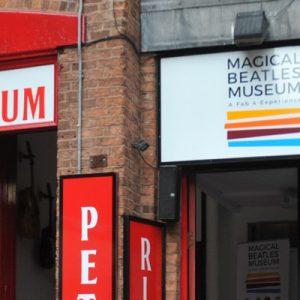利物浦披头四,神奇披头四博物馆,披头四博物馆门票
