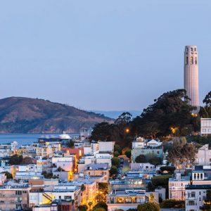 旧金山城市观光半日游