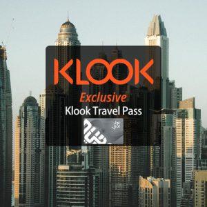 Klook旅行通行证 迪拜上网SIM卡