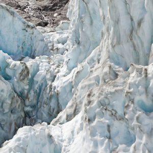 福克斯冰川攀冰