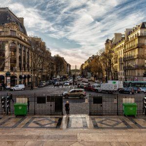 巴黎城市导览