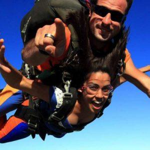 墨尔本跳伞
