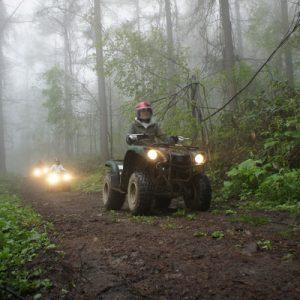 北海道ATV越野