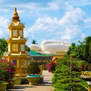 湄公河三角洲一日游