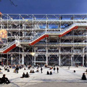 巴黎蓬皮杜艺术中心门票