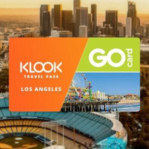 KLOOK独家洛杉矶景点电子通行证