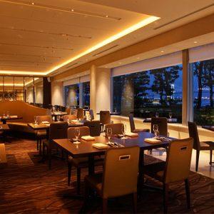 东京滨松町吃到饱,东京湾洲际酒店自助餐,主厨厨房现场料理