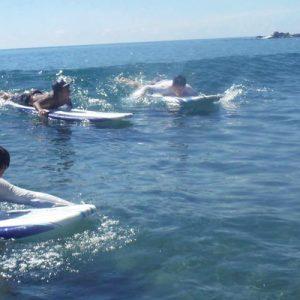 台东东河冲浪教学