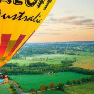 猎人谷热气球