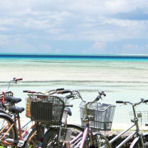 竹富岛自行车游