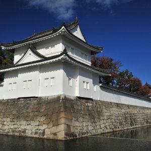 二条城门票,二之丸御殿门票,京都二条城
