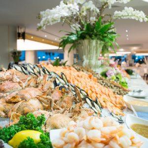 泰国 芭提雅 A1皇家游轮酒店 The Boat主题餐厅