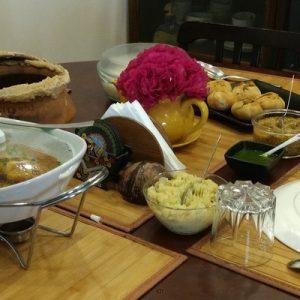 正宗比哈尔邦美食家庭用餐体验