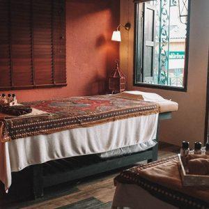泰国 普吉岛 Tantitium街区Tanti Massage按摩体验