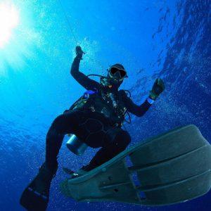 沙巴东姑阿拉曼国家公园潜水体验