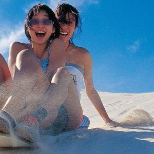 尖峰石阵一日游+动物园与滑沙