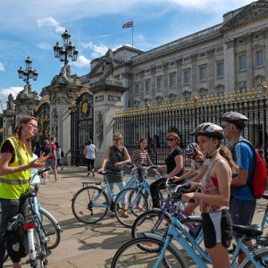 伦敦文化骑行之旅
