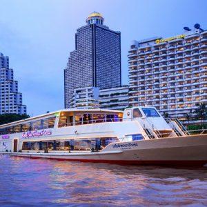 曼谷湄南河游船