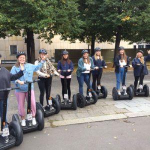 柏林电动平衡车2小时城市观光