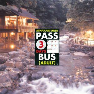 水上町交通,水上町巴士,水上巴士通票,水上交通通票,水上巴士三日票,水上交通三日票