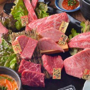 松坂牛一頭流 肉兵衛 赤坂本店超人气松阪和牛日式烤肉 - 赤坂