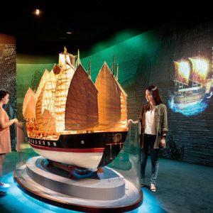 圣淘沙名胜世界海事博物馆 台风剧场门票