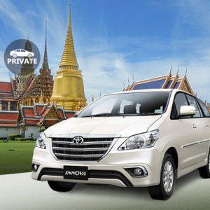 机场接送曼谷素万那普机场(BKK)至曼谷市区(Thai Rhythm提供)