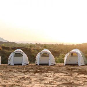2天1夜斋浦尔野外宿营