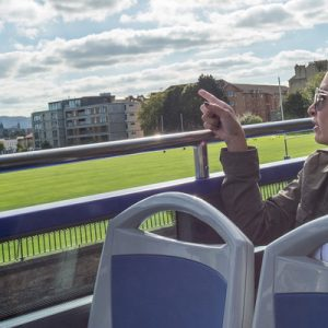 皇家爱丁堡观光巴士48小时随上随下车票