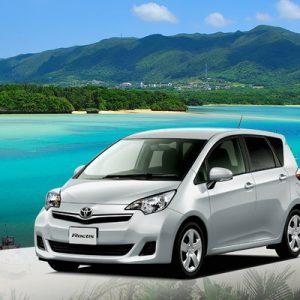Toyota Rent-A-Car 冲绳租车自驾游