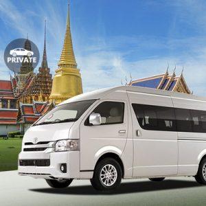 机场接送曼谷廊曼机场(DMK)至曼谷市区(Thai Rhythm提供)