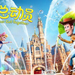 上海迪士尼乐园1日门票