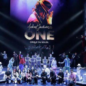 太阳剧团 独一无二(MJ ONE)演出票