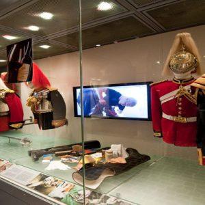 皇家骑兵博物馆门票, 伦敦皇家骑兵博物馆门票, 皇家骑兵博物馆入场票