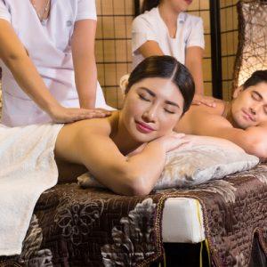 Asian Massage情侣按摩