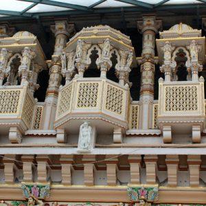 印度孟买宗教文化寺庙半日游
