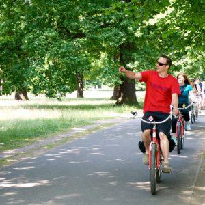 伦敦自行车之旅