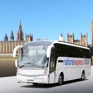 鲁顿机场至伦敦市内的共乘往返接送服务