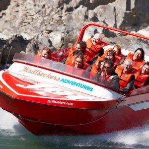 汉默温泉喷射快艇