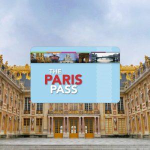 巴黎城市观光通行证