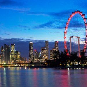 新加坡摩天观景轮