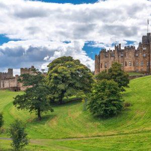 安尼克城堡与苏格兰边区一日游