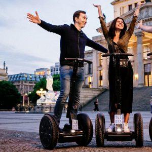 柏林电动平衡车观光