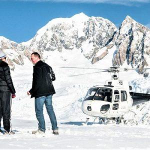 弗朗兹约瑟夫冰川之旅