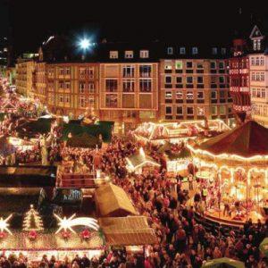 慕尼黑圣诞市集