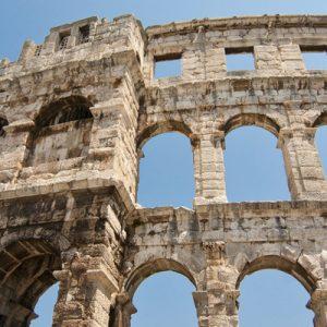 古罗马遗迹探索之旅
