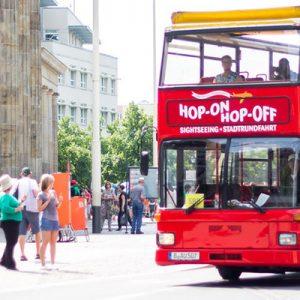 柏林随上随下观光巴士