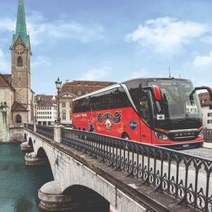 苏黎世观光巴士,苏黎世市区导览,苏黎世巴士导览