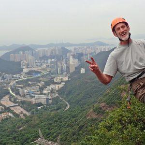 香港Black Crag攀岩体验