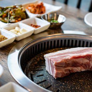 853韩式烧烤餐厅